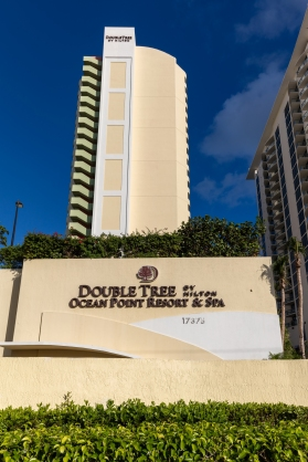 DoubleTree Ocean Point Resort
