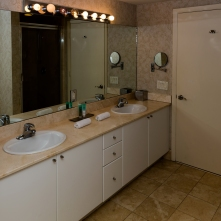 Master Bathroom - Two Bedroom Unit, 16th Floor