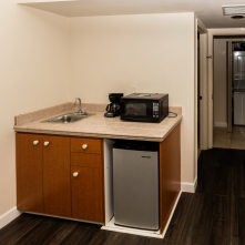 Second Bedroom - Two Bedroom Unit, 16th Floor