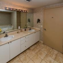 Master Bathroom - Two Bedroom Unit, 22nd Floor