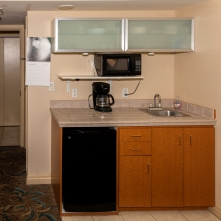 Kitchenette - Two Bedroom Unit, 22nd Floor