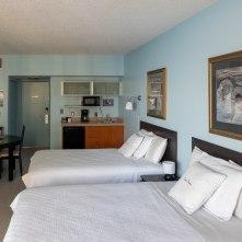 Second Bedroom - Two Bedroom Unit, 22nd Floor
