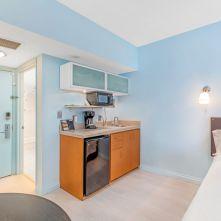 Second Bedroom/Studio - Kitchenette